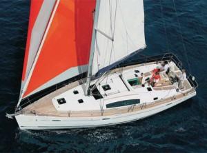 Oceanis 43 / 8 berths