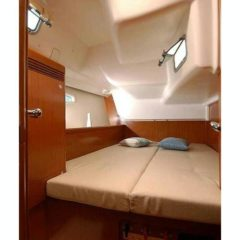 stern cabin sailboat oceanis 43