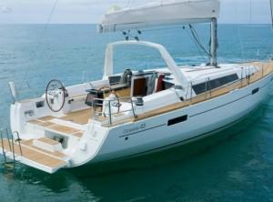 Oceanis 45 / 6 berths