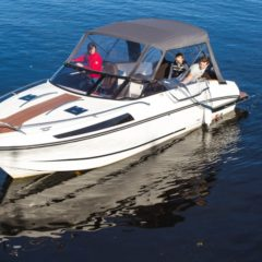toldo day charter oceanmaster 680