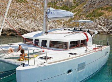 Lagoon 400 / 12 berths