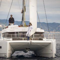 Bali 4.0 en Ibiza y formentera para charter. Alquila este catamaran