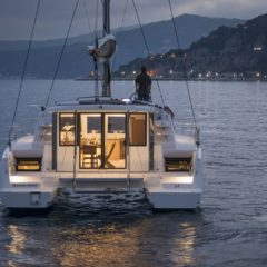 Alquila catamaran Bali 4.0 en Ibiza y Formentera