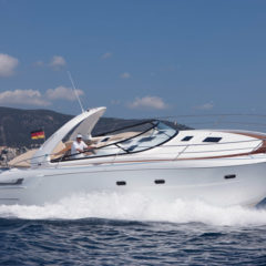 Bavaria 38 Sport Motor Yacht for rent in Ibiza and Formentera