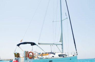 Un dia cualquiera en Ibiza Formentera Charter