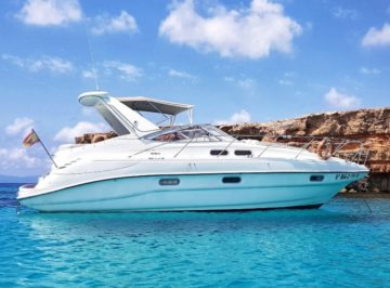 Sealine S34 / 8 People